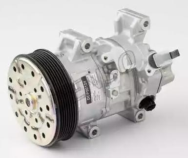 Compressor, air conditioning DENSO DCP50124 Reviews