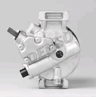 DCP50301 DENSO PAG 46, Kältemittel: R 134a Riemenscheiben-Ø: 110mm, Anzahl der Rillen: 7 Klimakompressor DCP50301 günstig kaufen