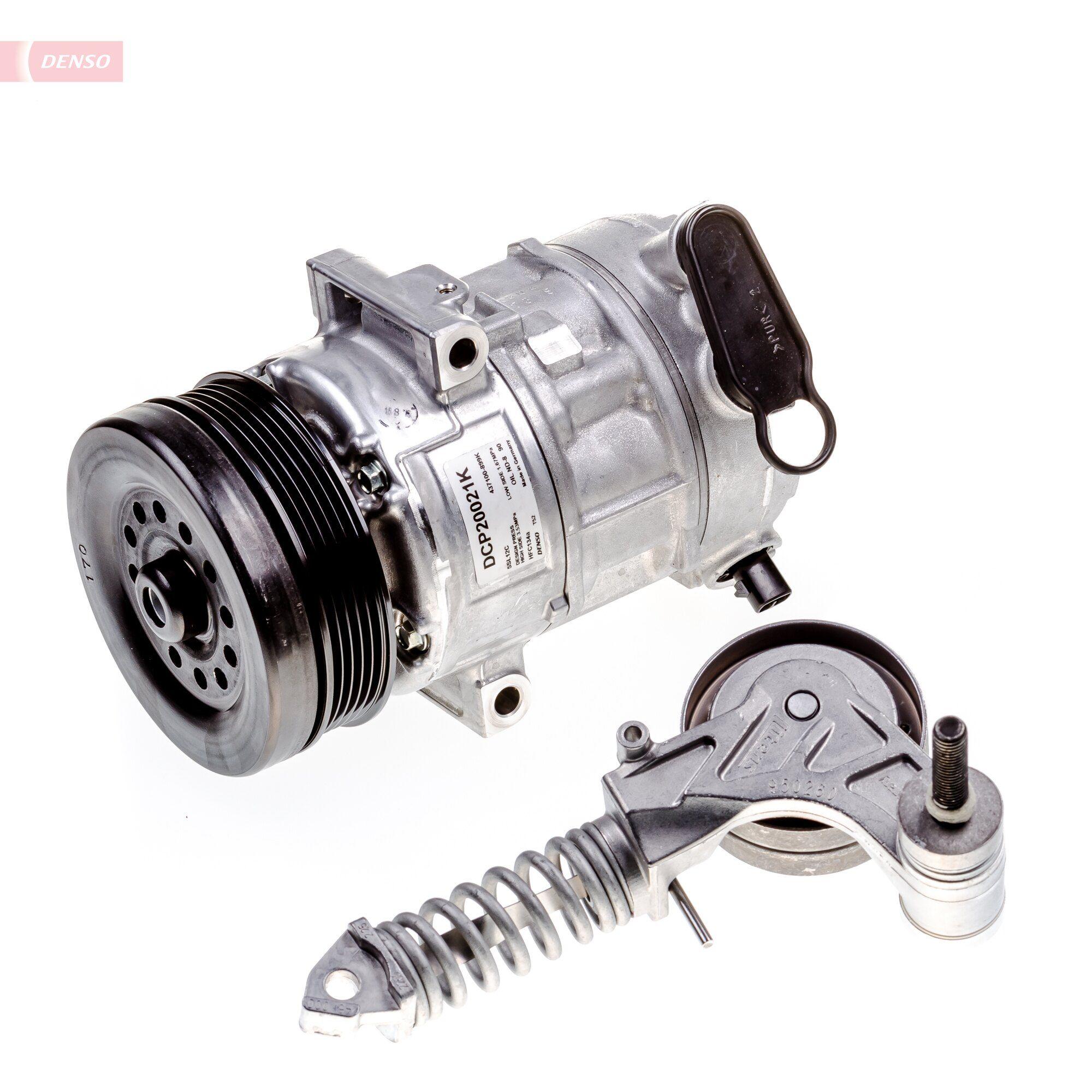 DCP50301 Kältemittelkompressor DENSO Erfahrung