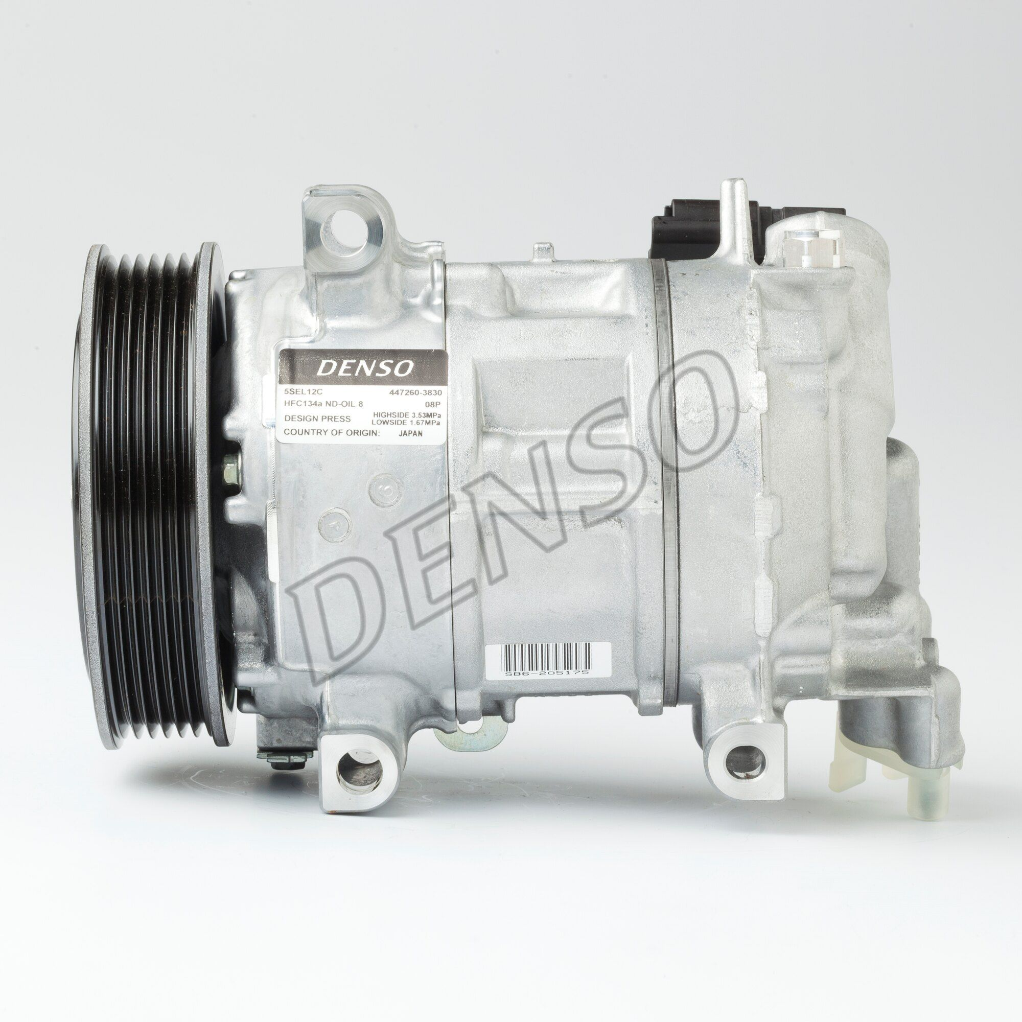 DCP50301 Klimakompressor DENSO in Original Qualität