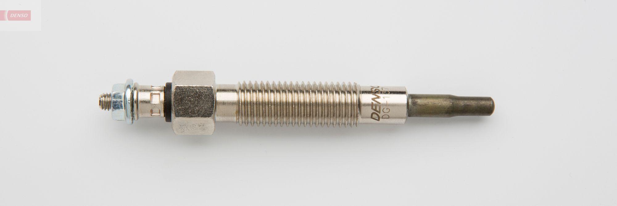 NISSAN TRADE 2000 Zündanlage & Glühanlage - Original DENSO DG-137 Länge über Alles: 85mm, Gewindemaß: M10x1.25
