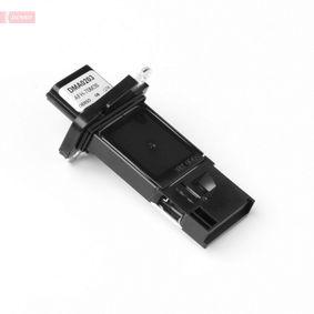 DMA-0203 DENSO Pol-Anzahl: 5-polig Luftmassenmesser DMA-0203 günstig kaufen