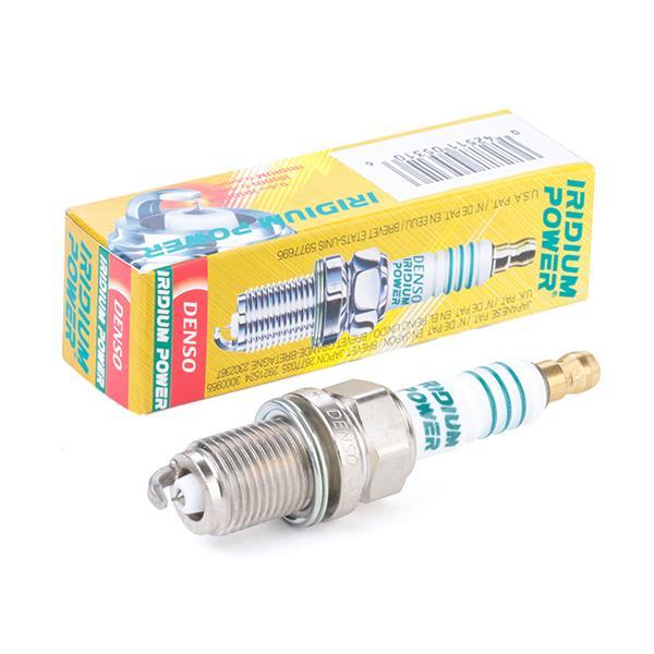 Moto DENSO Iridium Power Zapalovací svíčka IK22 kupte si levně