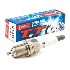 K16TT Zapalovací svíčka DENSO T03 - Obrovský výběr — ještě větší slevy