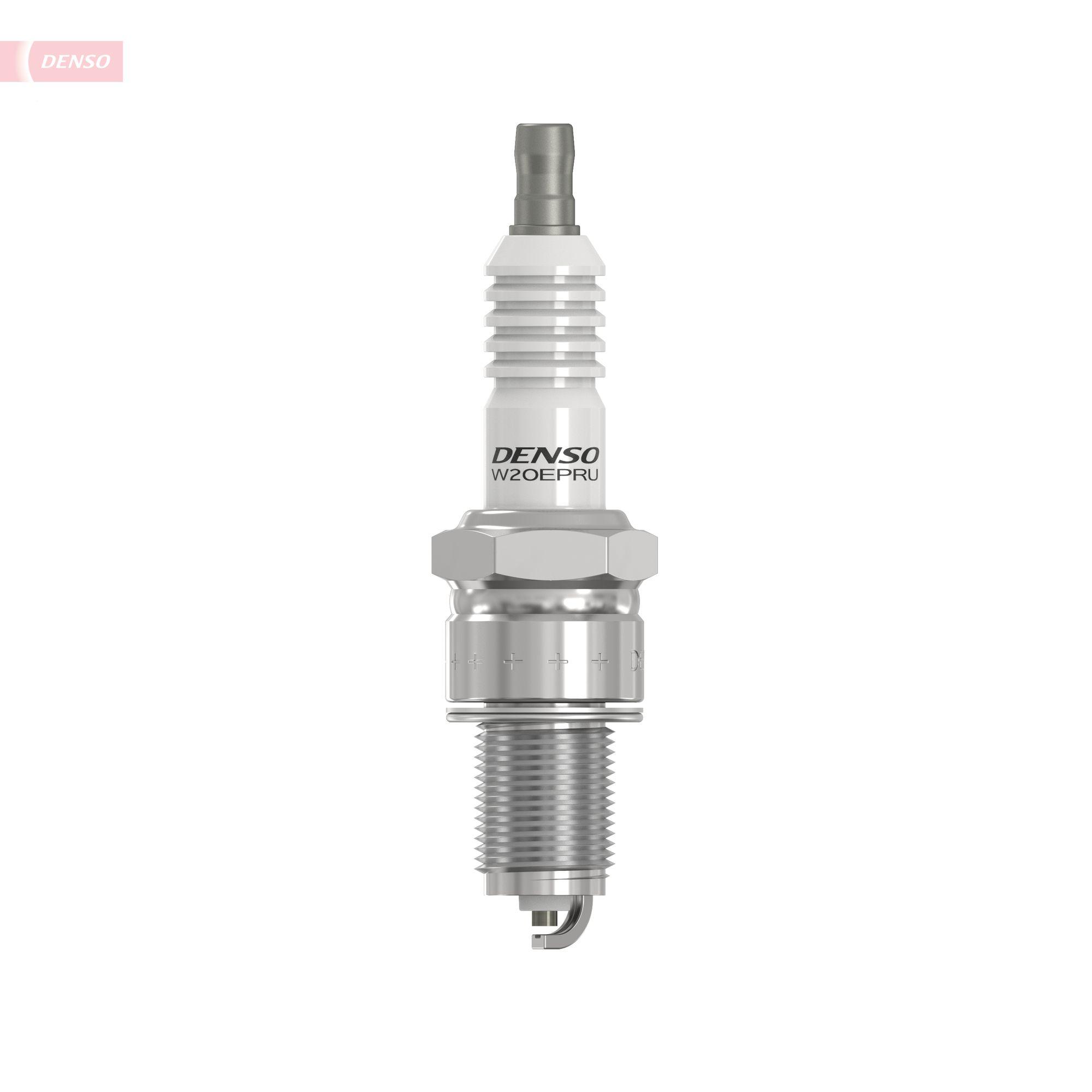 Kjøp 3047 DENSO Nickel Nøkkelvidde: 20.6 Tennplugg W20EPR-U Ikke kostbar