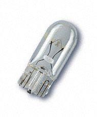 2825 Glödlampa, blinker OSRAM Test