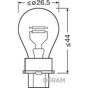 3157 Glödlampa, blinker OSRAM - Upplev rabatterade priser