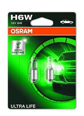 OSRAM | Glühlampe, Blinkleuchte 64132ULT-02B