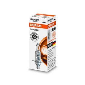64150 Glödlampa, fjärrstrålkastare OSRAM originalkvalite