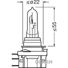 64176 Glödlampa, fjärrstrålkastare OSRAM - Upplev rabatterade priser