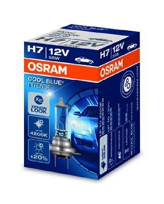 64210CBI Izzó, távfényszóró OSRAM Test