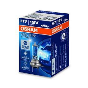 Lâmpada, farol de longo alcance 64210CBI de OSRAM