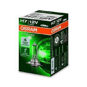 Glühlampe, Fernscheinwerfer 64210ULT von OSRAM