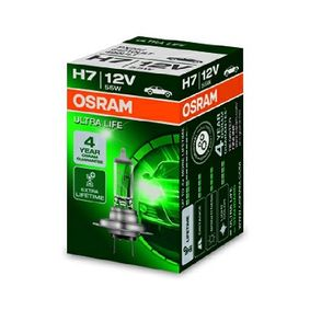 Glödlampa, fjärrstrålkastare 64210ULT från OSRAM
