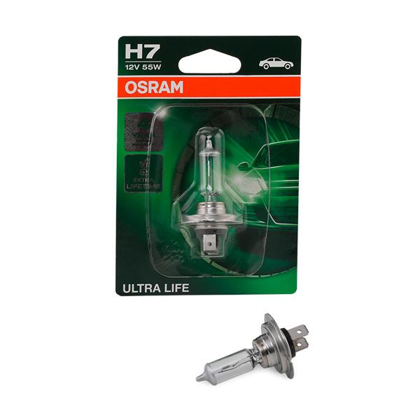 OSRAM Glühlampe, Fernscheinwerfer 64210ULT-01B