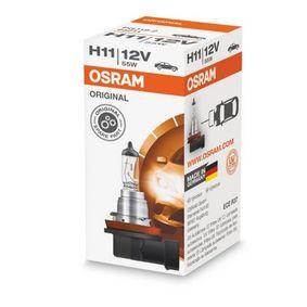 Glühlampe, Fernscheinwerfer 64211 von OSRAM