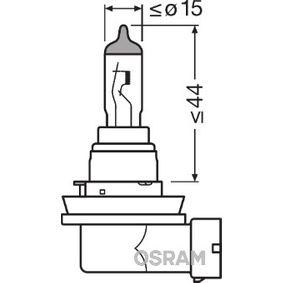 64212 Lâmpada, farol de longo alcance OSRAM - Experiência a preços com desconto
