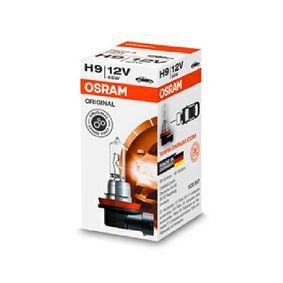 Glödlampa, fjärrstrålkastare 64213 från OSRAM