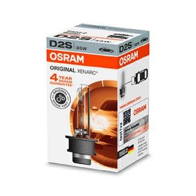 66240 Крушка с нагреваема жичка, фар за дълги светлини OSRAM в оригиналното качество