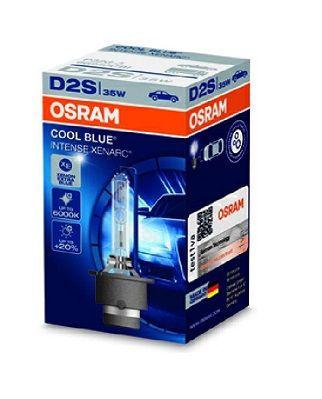 66240CBI Glühlampe, Fernscheinwerfer OSRAM Test