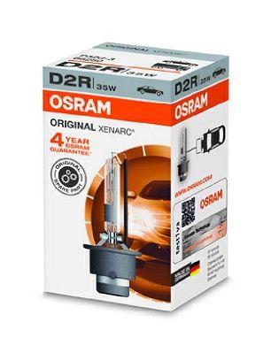 66250 Glödlampa, fjärrstrålkastare OSRAM Test