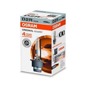 Glödlampa, fjärrstrålkastare 66250 från OSRAM