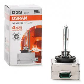 D3S OSRAM XENARC ORIGINAL 35W, D3S (Gas Discharge Lamp), 42V Bulb, spotlight 66340 cheap
