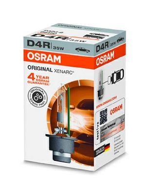 66450 Крушка с нагреваема жичка, фар за дълги светлини OSRAM - на по-ниски цени