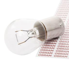 P21W OSRAM ORIGINAL P21W, BA15s, 12V, 21W Glühlampe, Blinkleuchte 7506 günstig kaufen