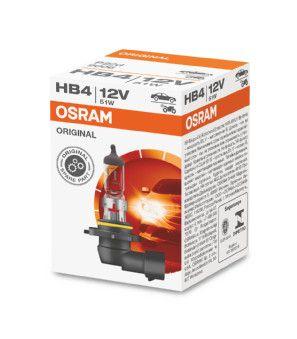 Lyspære, fjernlys 9006 fra OSRAM