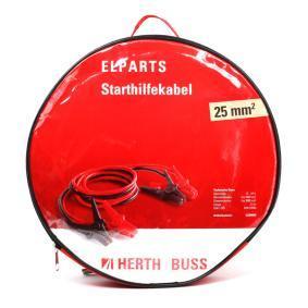 HERTH+BUSS ELPARTS Startkabler 52289850 med en rabat — køb nu!