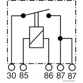 75613211 Relais, Arbeitsstrom HERTH+BUSS ELPARTS - Markenprodukte billig
