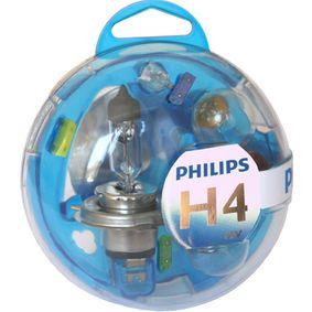 Glühlampe, Hauptscheinwerfer PHILIPS 55718EBKM mit 15% Rabatt kaufen