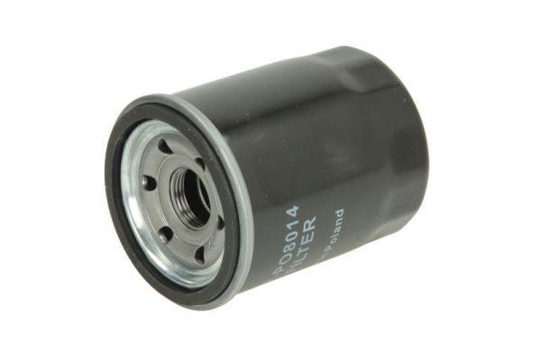 PUR-PO8014 PURRO Anschraubfilter, mit einem Rücklaufsperrventil Innendurchmesser 2: 63mm, Innendurchmesser 2: 55mm, Ø: 69,5mm, Höhe: 85mm Ölfilter PUR-PO8014 günstig kaufen