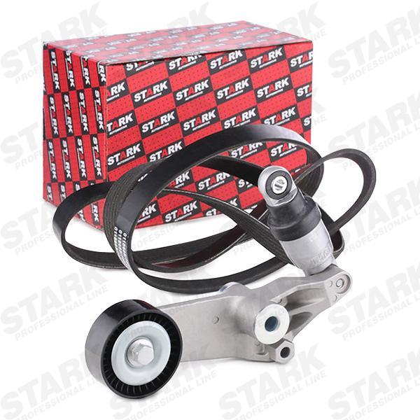 SKRBS1200700 V-Ribbed Belt Set STARK SKRBS-1200700 - Huge selection — heavily reduced