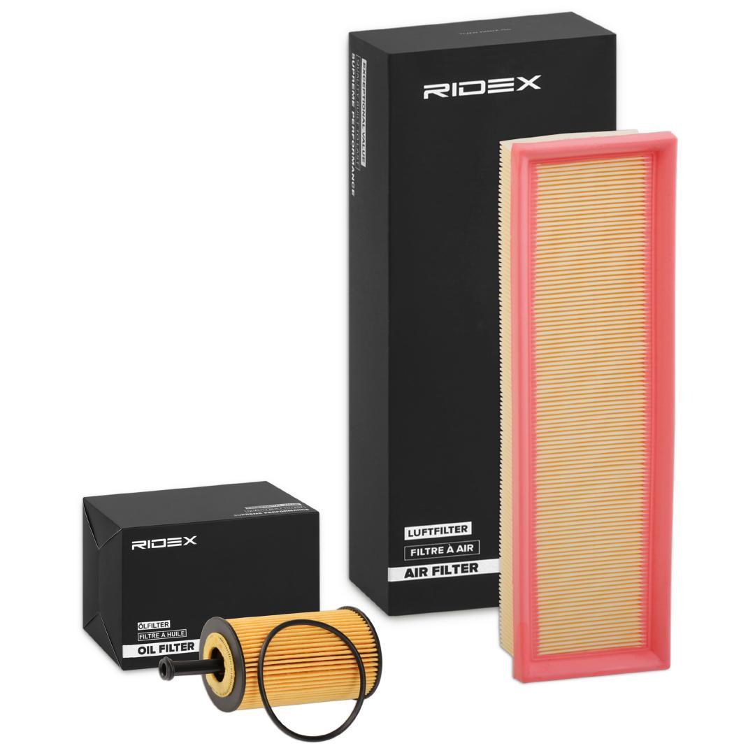 Origine Kit de filtres RIDEX 4055F1192 ()