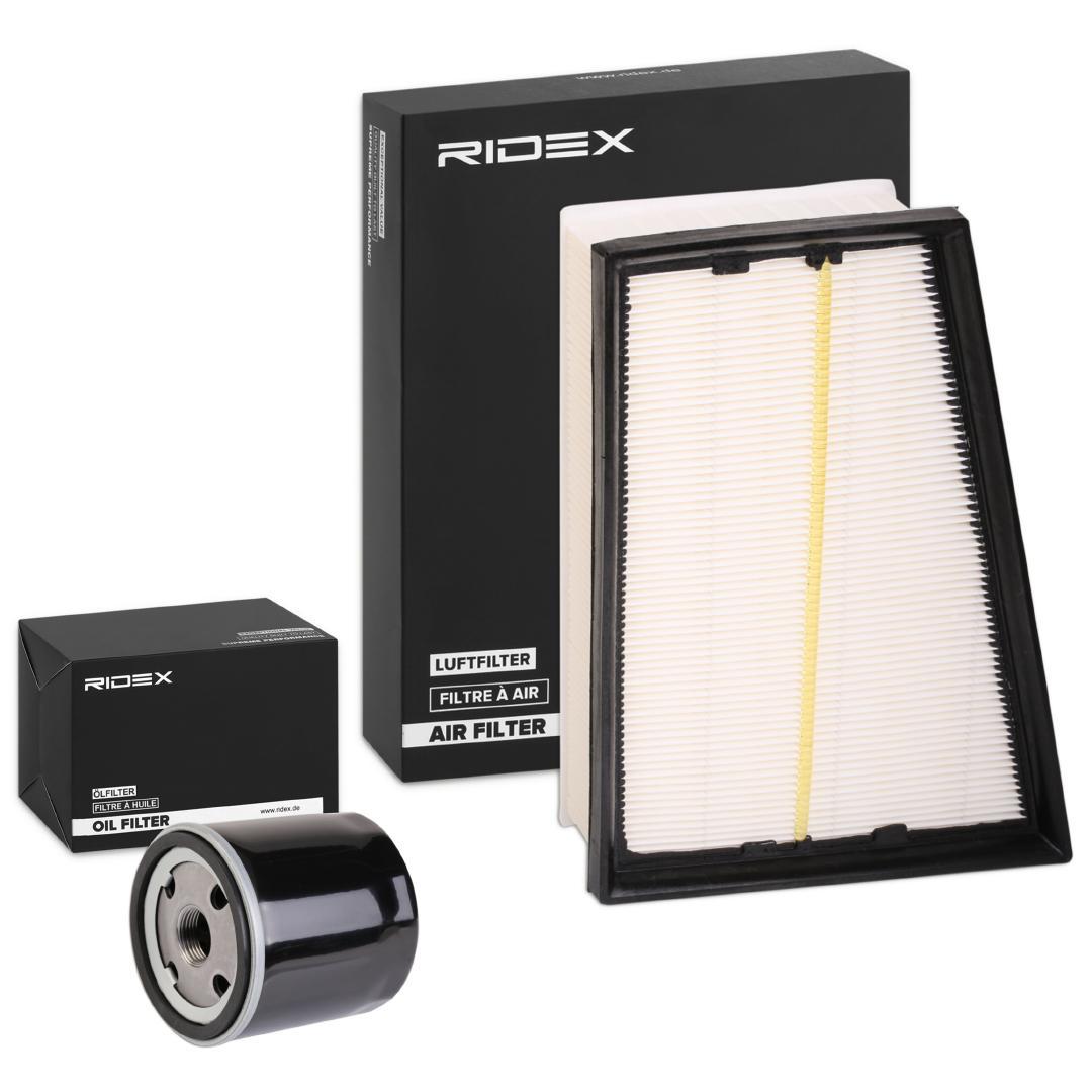 Origine Kit de filtres RIDEX 4055F1394 ()