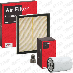 AUDI A4 2014 Filter-Satz - Original STARK SKFS-18882317