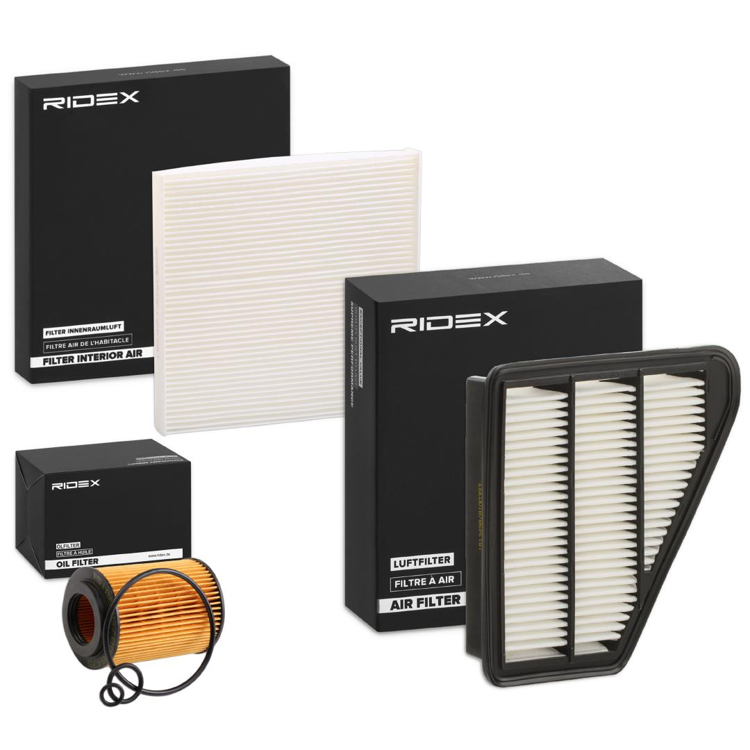 Buy original Filter set RIDEX 4055F3854