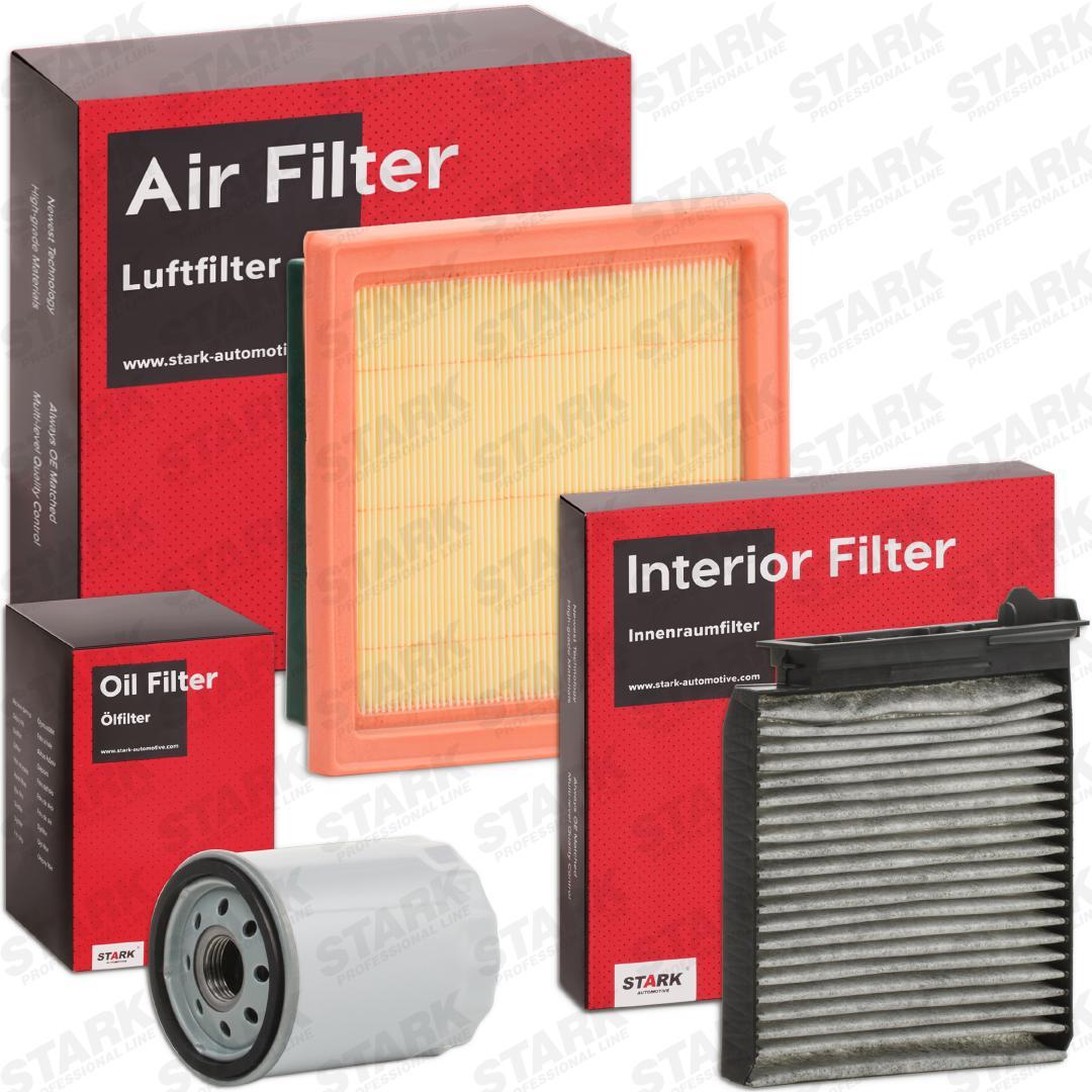 Original Komplet filtra SKFS-18884029 Nissan