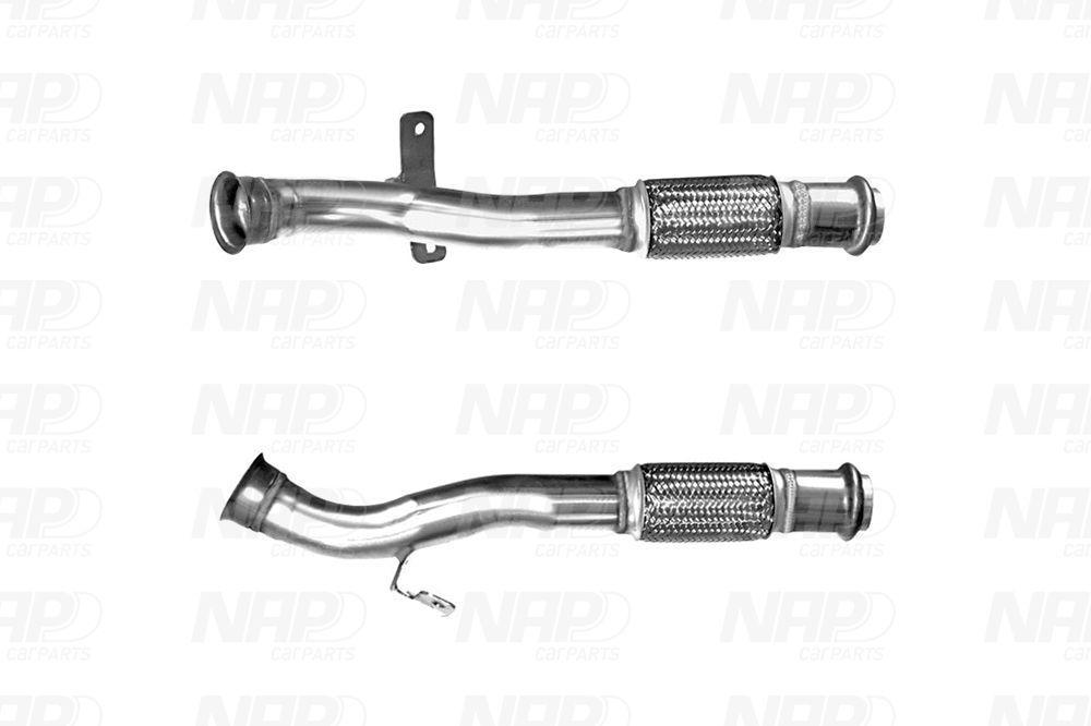 NAP carparts: Original Auspuffrohre CAC10377 ()