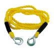 0178703 Fune da traino giallo, Portata: 5000kg del marchio CARPOINT a prezzi ridotti: li acquisti adesso!
