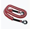 CARPOINT 0178749 Abschleppseil Auto rot, weiß, Tragfähigkeit: 2800kg niedrige Preise - Jetzt kaufen!
