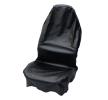 0620703 Autostoel hoesjes Zwart, Kunstleer van CARPOINT tegen lage prijzen – nu kopen!