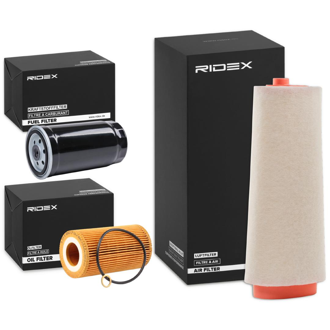 Buy original Filter set RIDEX 4055F8328