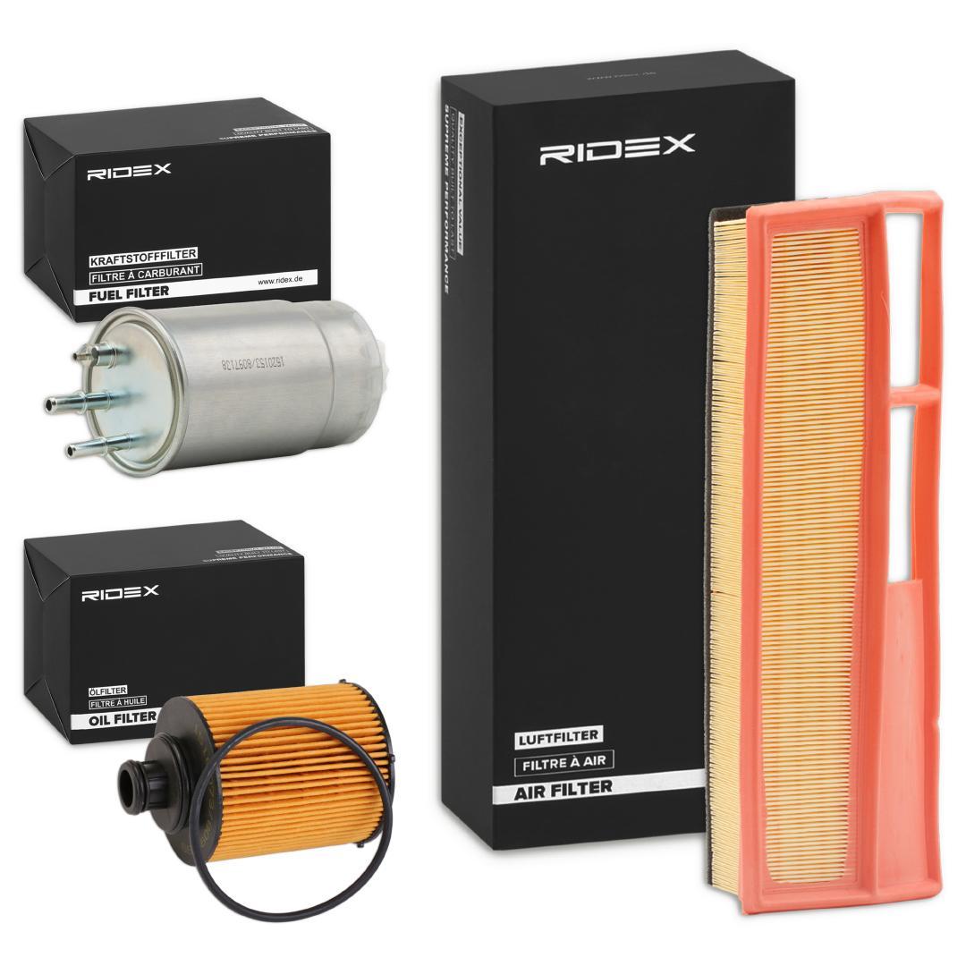 Buy original Filter set RIDEX 4055F8372