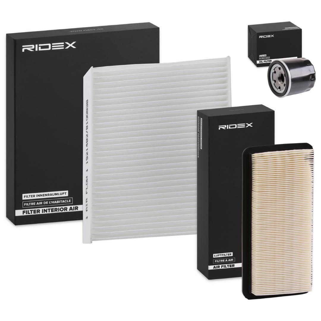 Buy original Filter set RIDEX 4055F19911