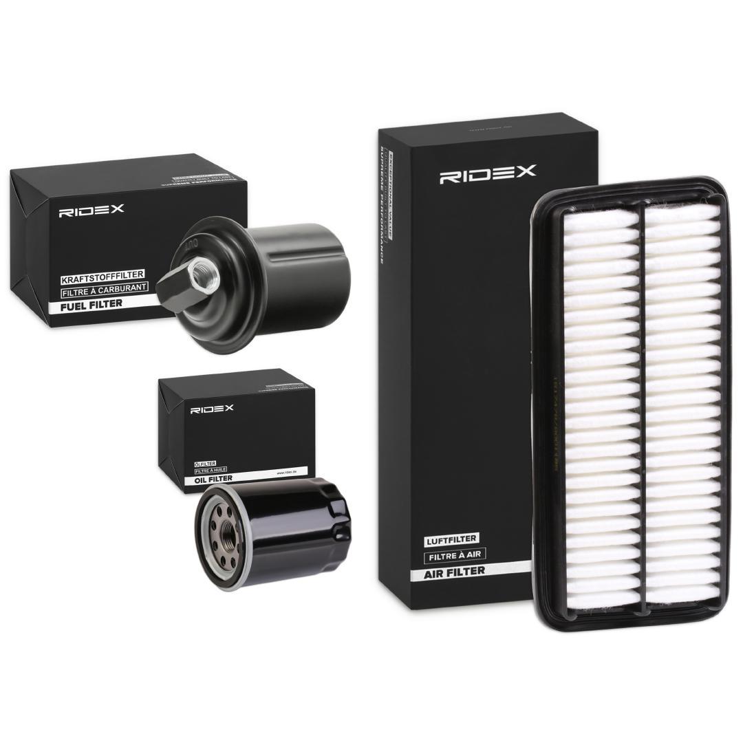 Buy original Filter set RIDEX 4055F22818