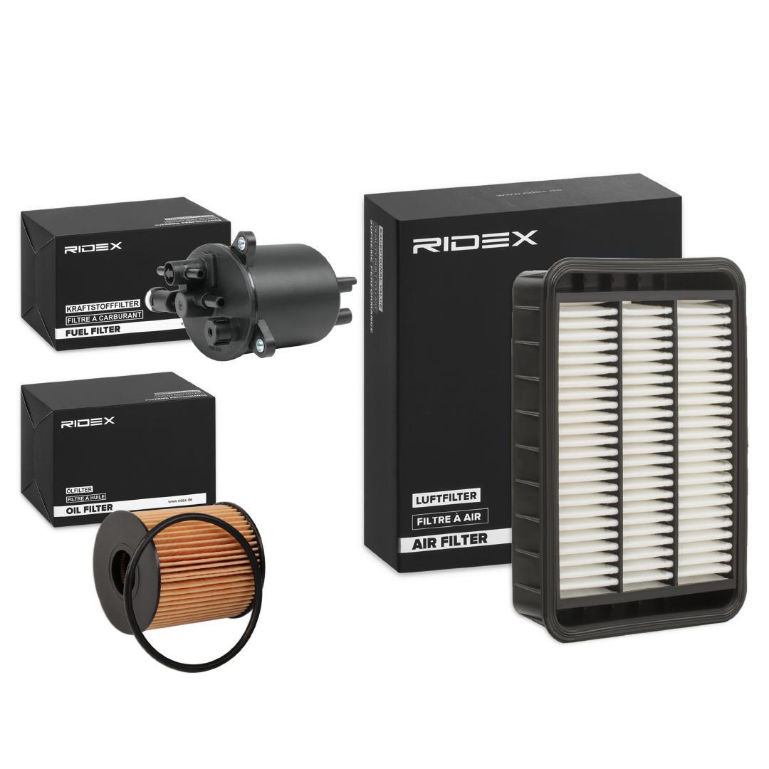 Buy original Filter set RIDEX 4055F22887