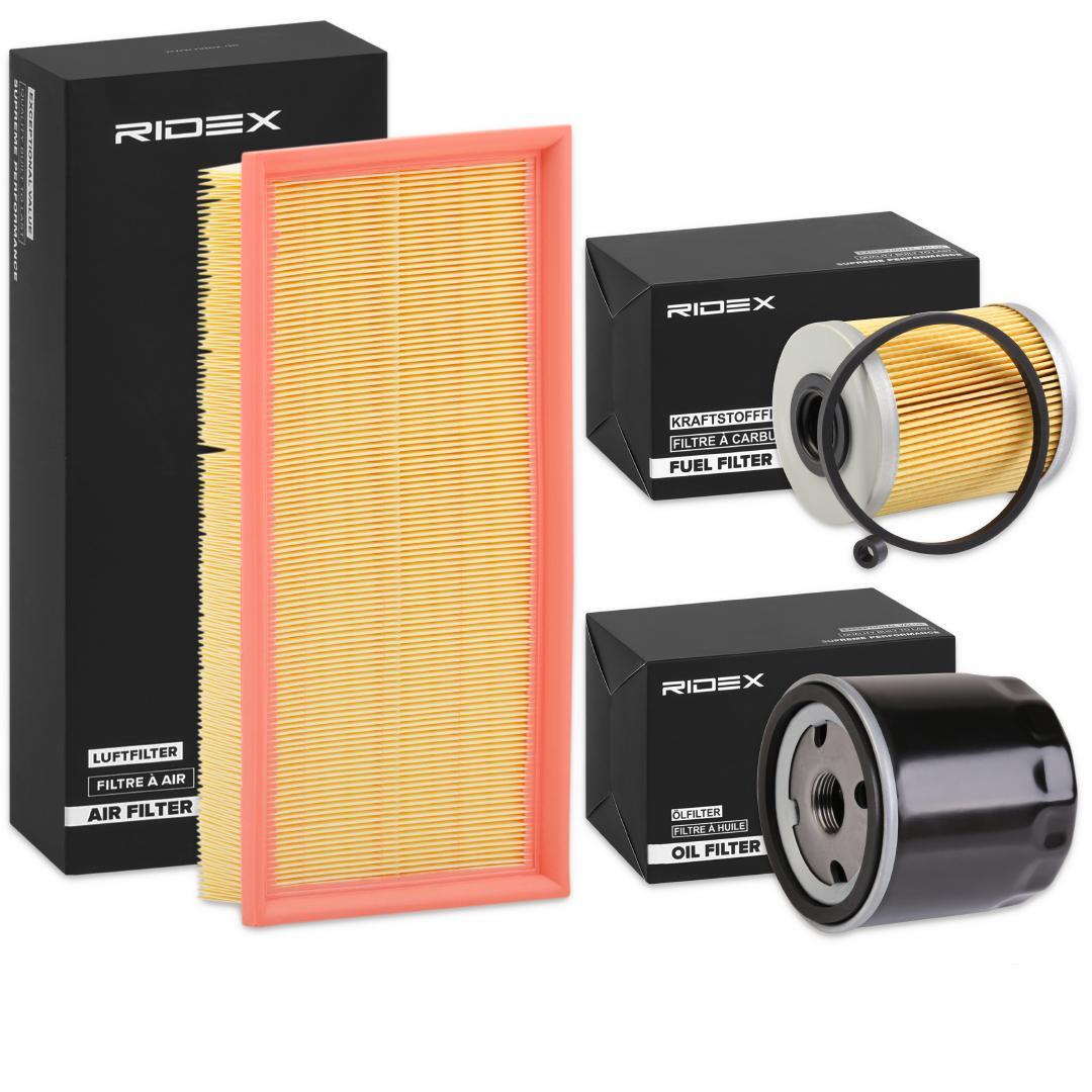 Buy original Filter set RIDEX 4055F23519